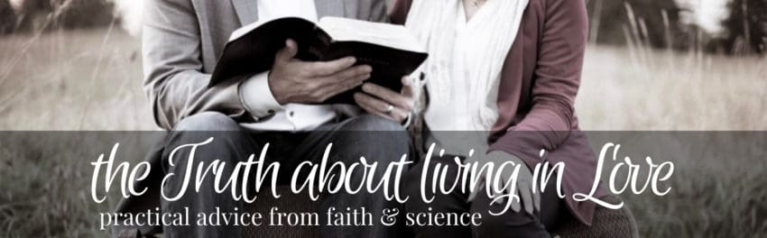 marriage advice from faith and science