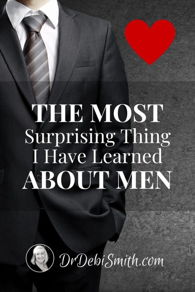 The Most Surprising Thing I Learned About Men