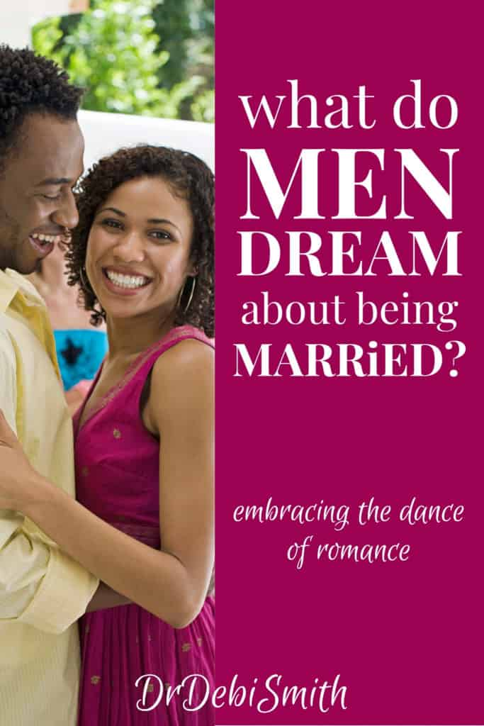 what do men dream about being married?