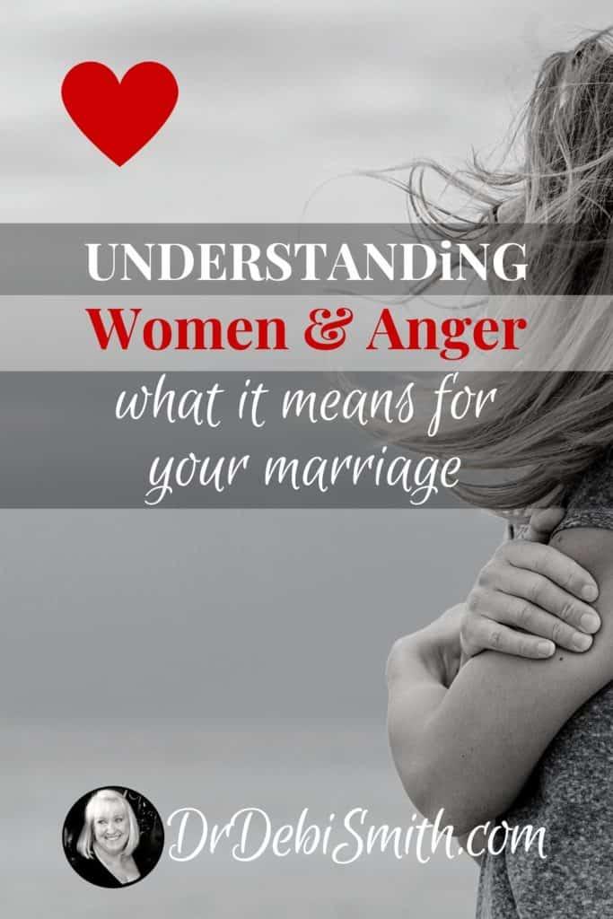 Understanding Women & Anger